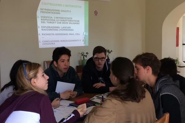 Formazione all'Imprenditorialità sostenibile